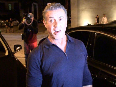 Sylvester Stallone's Rooting for Conor McGregor, 'He's the Real-Life Rocky'