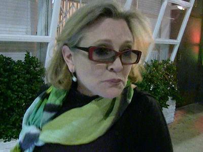 Carrie Fisher Died of Sleep Apnea Says Coroner