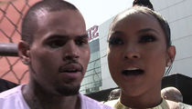 Chris Brown Does NOT Have to Do Domestic Violence Classes, Clerical Error in Docs (UPDATE)
