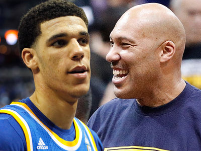 Lonzo Ball to LaVar: Ignore the Haters, I Love You