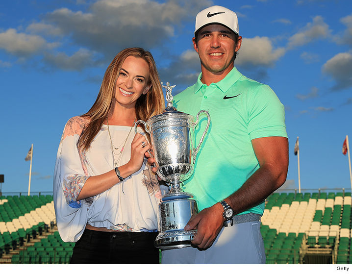 Brooks Koepka s Model Girlfriend Jena Sims Wins U.S. Open  a85033a36
