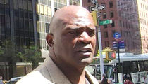 Lawrence Taylor Pleads Guilty To Drunk Driving in Cop Car Crash