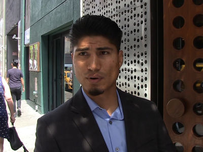 Mikey Garcia to Adrien Broner: Mayweather Can't Save You