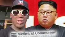 Human Rights Org Wants Dennis Rodman Axed from HOF Over N. Korea