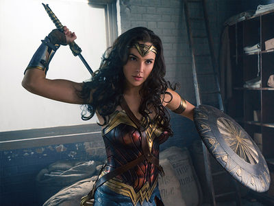 'Wonder Woman' Star Gal Gadot ... Warner Bros., Look Out, She Wants More than $300k