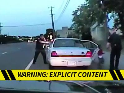Philando Castile Dash Cam Footage of Shooting Released