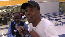 Sugar Ray Leonard's Advice for McGregor: 'Duck!'