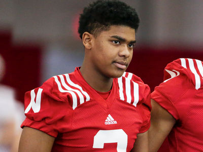 Keyshawn Johnson Yanks Son From Nebraska Football Team After Weed Bust