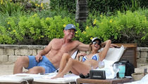 Troy Aikman Flaunts Shredded Bod with New Fiancee
