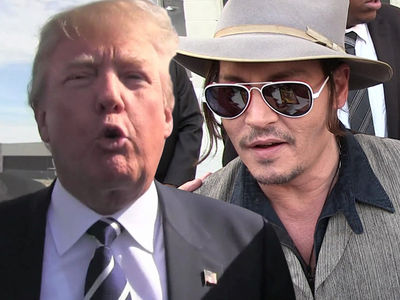 Johnny Depp Condemned by White House for Donald Trump Assassination Remark