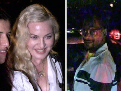 Diddy's Screening of 'Can't Stop, Won't Stop' Draws Madonna, Snoop and Vin
