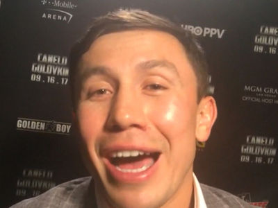 GGG Says He Might Quit Boxing Because Of His Wife