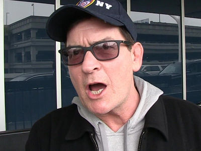 Charlie Sheen Sued for Exposing Ex to HIV