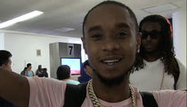 Rae Sremmurd's Slim Jimmy's Plan to Stay Out of Trouble During BET Weekend