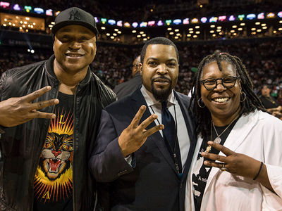 Ice Cube's First BIG3 League Games Brought Out Big Celebs