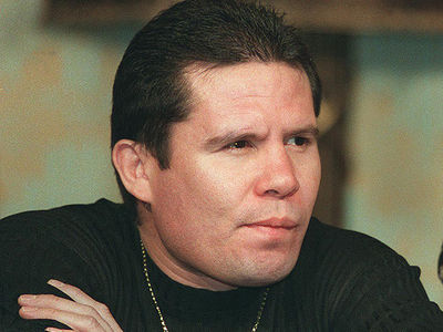 Julio Cesar Chavez's Brother Killed in Robbery