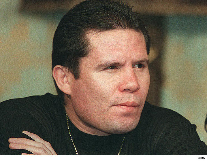 Boxing Legend Julio Cesar Chavez Brother Murdered In Mexico