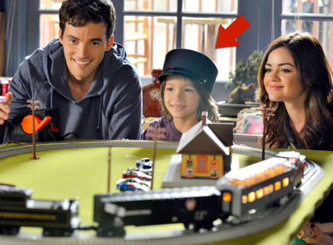 Teo Briones was only 8 years old when he played Malcolm -- the potential kid of Ian Harding's character Ezra Fitz -- in the long running drama 'Pretty Little Liars.'