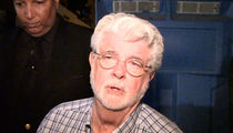 George Lucas Tells Autograph Seekers to Get a Job