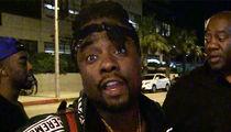 Wale Says LaVar Ball 'F***ing Killed It' on WWE