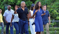 Malia Obama Comes to a Head with Barack On Indonesian Vacation