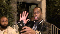 Safaree Samuels Doesn't Want to be Asked About Meek Beef, Nicki Diss
