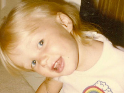 Guess Who This Blue-Eyed Babe Turned Into!
