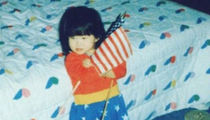 Guess Who This Pint-Sized Patriot Turned Into!