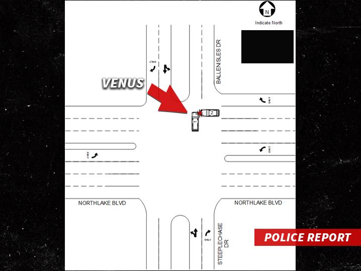 Venus Williams\' Fatal Car Crash Surveillance Video Shows Impact ...