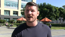 Michael Bisping Says His 16-Year-Old Son Would Destroy Floyd and Conor