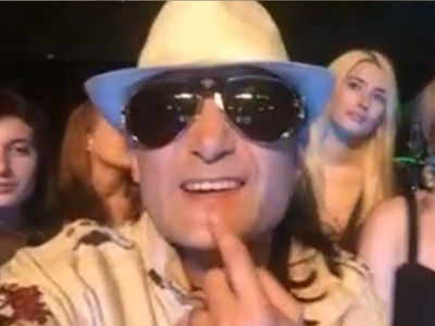 Corey Feldman Says He Superglued His Tooth So Show Could Go On