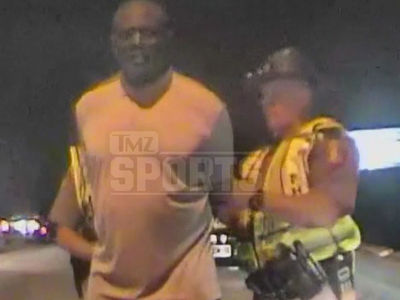 Lawrence Taylor DUI Video: NFL Star Bombs Sobriety Tests Before Medical Emergency