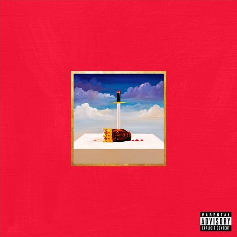 My Beautiful Dark Twisted Fantasy: November 2010