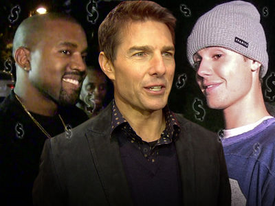 Kanye West, Tom Cruise and Justin Bieber's Unclaimed Money