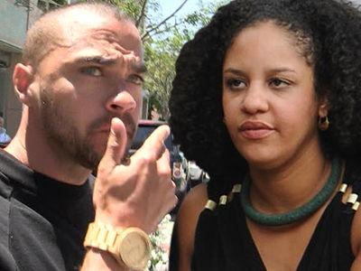 'Grey's Anatomy' Star Jesse Williams Fighting Estranged Wife Over Child Custody