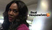 'Real Housewives of Atlanta' Gives Kenya Moore Ultimatum ... Your Husband or Your Job