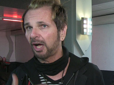 Poison Drummer Rikki Rockett -- Every Divoooorce Has Its PRENUP!!!