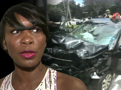 Venus Williams Car Crash, Cops Won't Release Surveillance Video