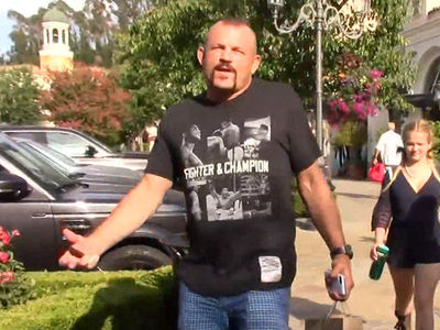 Chuck Liddell to Floyd: Wanna Impress Me? Knock McGregor Out!