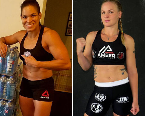 Amanda Nunes (29) vs. Valentina Shevchenko (29) -- UFC 213 Edition!