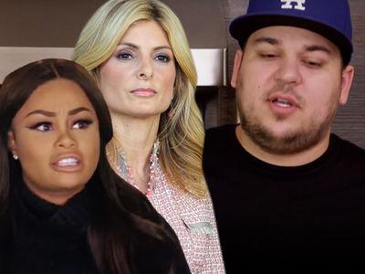 Blac Chyna's Lawyer Lisa Bloom Says Rob Kardashian is a Cyberbully