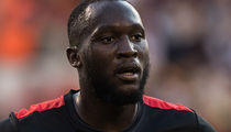 Everton's Romelu Lukaku Arrested at Beverly Hills Mansion, Crazy Rager