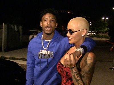 21 Savage, I've Dated Amber Rose Way Longer than You Know