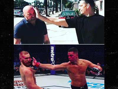 Nate Diaz Fires Shots at Conor & Dana, I'm the REAL Champ