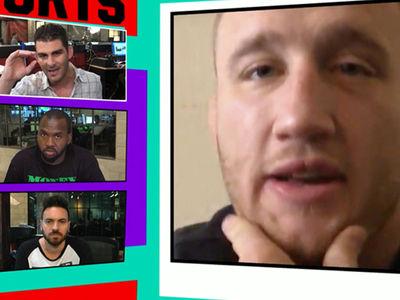 UFC's Justin Gaethje: I Want Conor McGregor, I'll Destroy Him