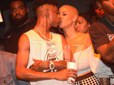 Amber Rose, 21 Savage Drop $22k for Females Only in Atlanta Club