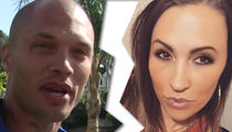 Jeremy Meeks Files for Separation from Wife (UPDATE)