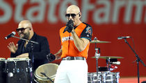 Pitbull Rocks Baby Jersey At Home Run Derby And Gets Roasted