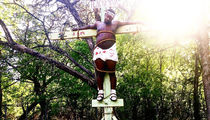 Blac Youngsta Posts Mock Crucifixion, Internet Destroys Him