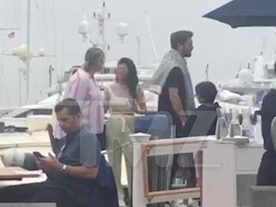 Kourtney Kardashian Reunites with Scott Disick and Their Kids in Nantucket